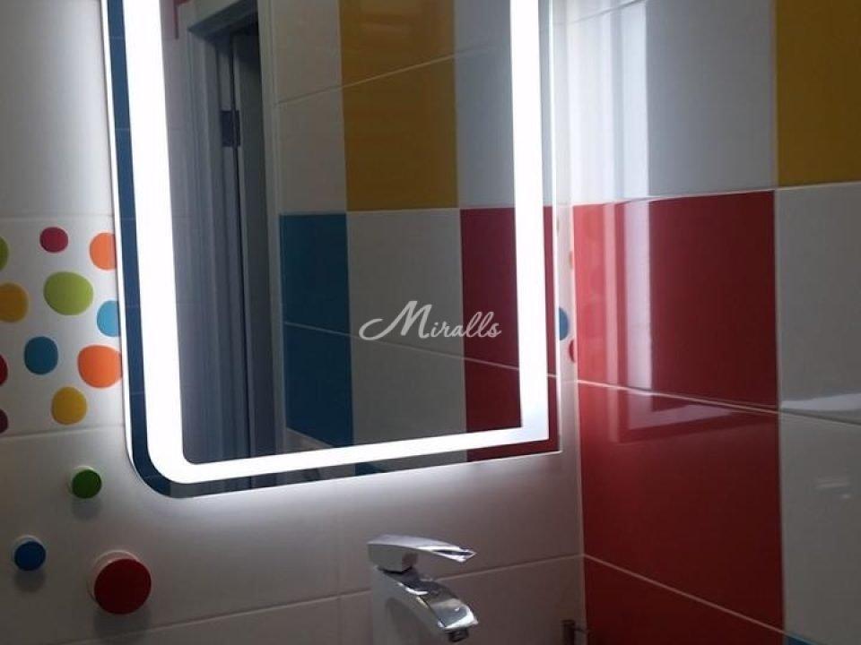 Зеркало Fusion в ЖК Новое Мурино