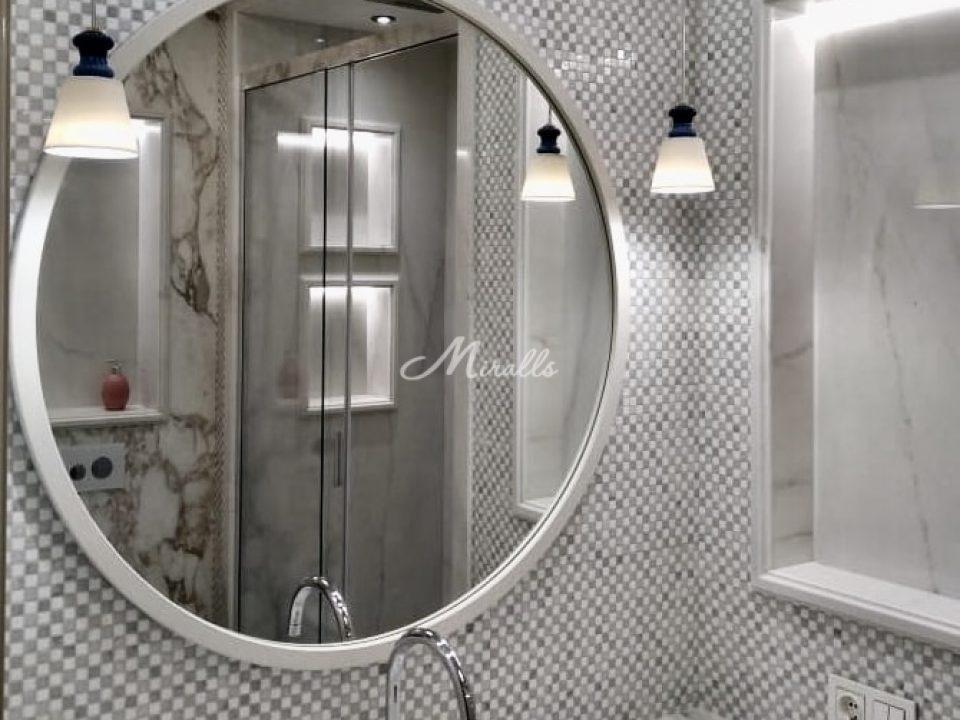 Зеркало Orion в частной квартире (ЖК Мосфильмовский)