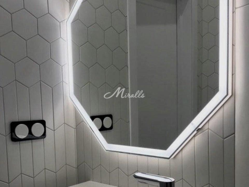 Зеркало Prisma в ЖК RedSide