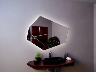 Зеркало с подсветкой Iceberg Extra