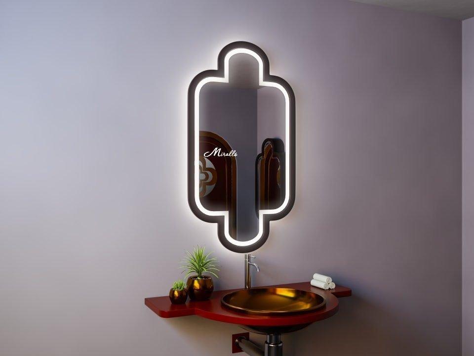 Зеркало с подсветкой Marocco Plus