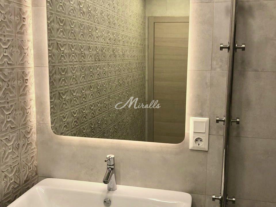 Зеркало Lux в частной квартире (ЖК 1147)