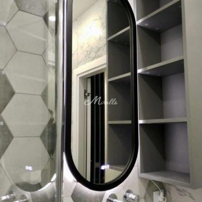 Зеркало Alba в частной квартире (ЖК Лучи)