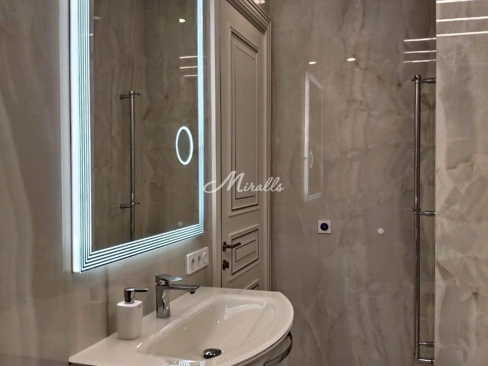 Зеркало Bohemia в частной квартире (ЖК Фили Град)