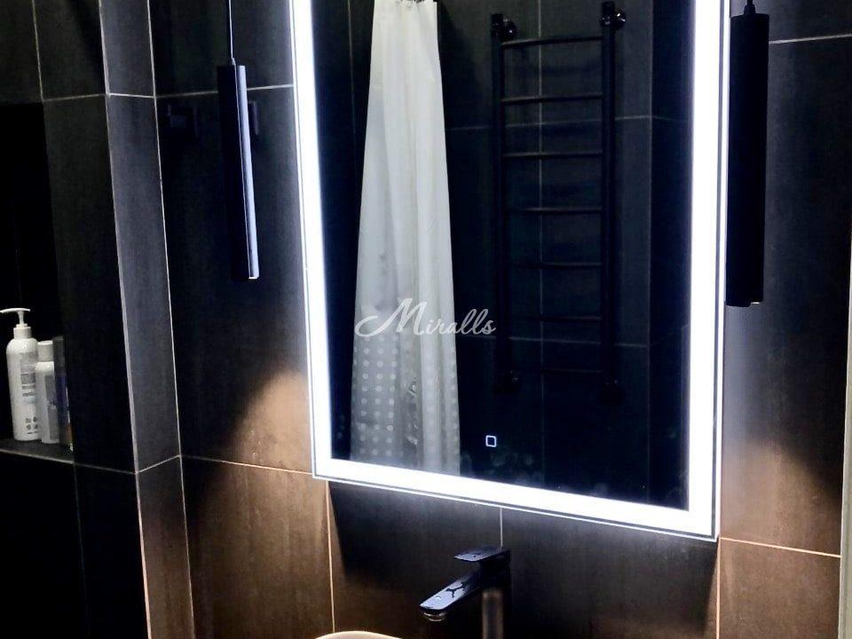 Зеркало Murano Extra в частной квартире (ЖК Зиларт)
