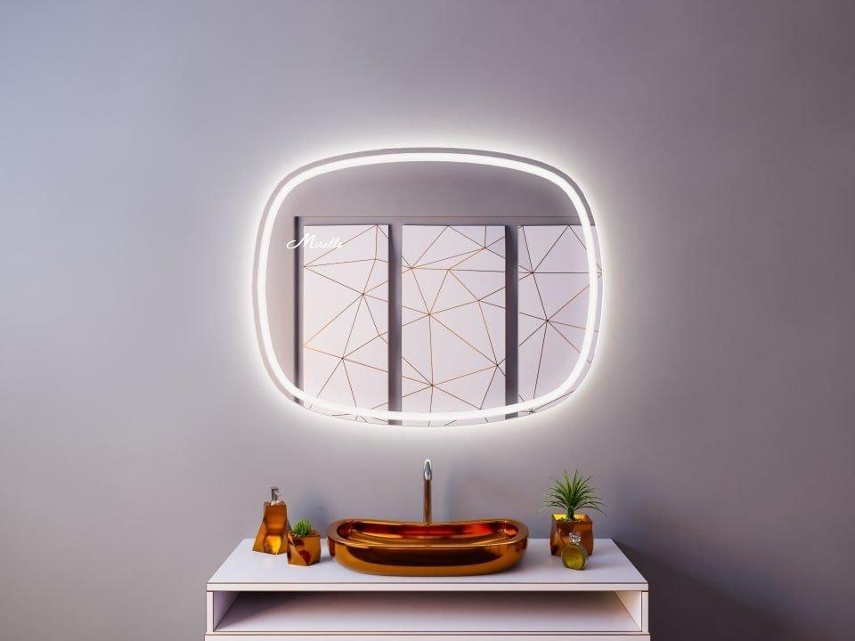 Зеркало с подсветкой Blur