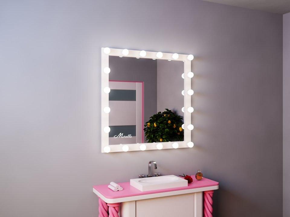 Гримерное зеркало с подсветкой Cabaret