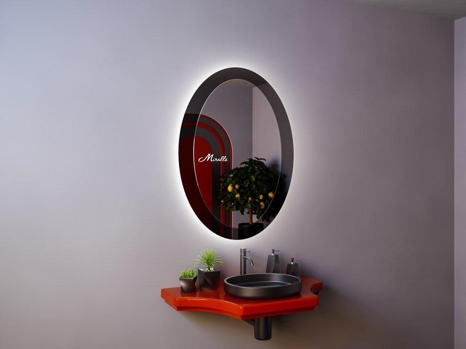 Зеркало с подсветкой Demetra Extra