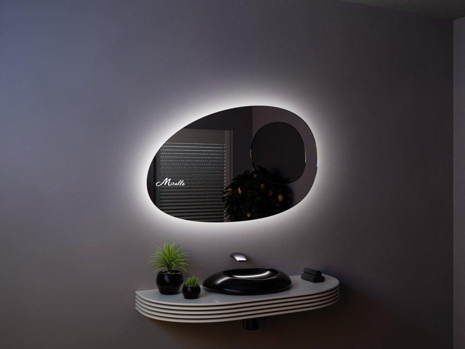 Зеркало с подсветкой Elysium Extra