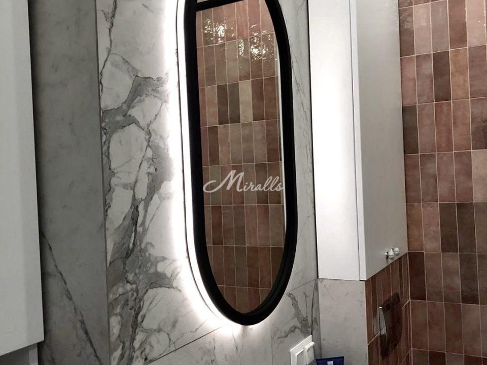 Зеркало Alba в ЖК Аэробус