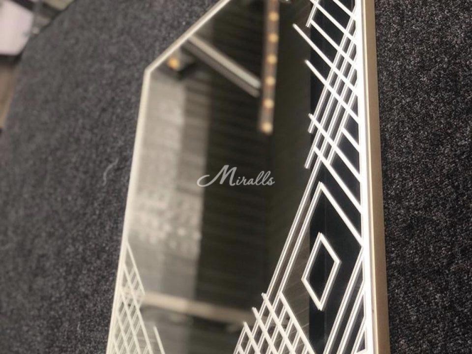 Зеркало Galla New перед упаковкой