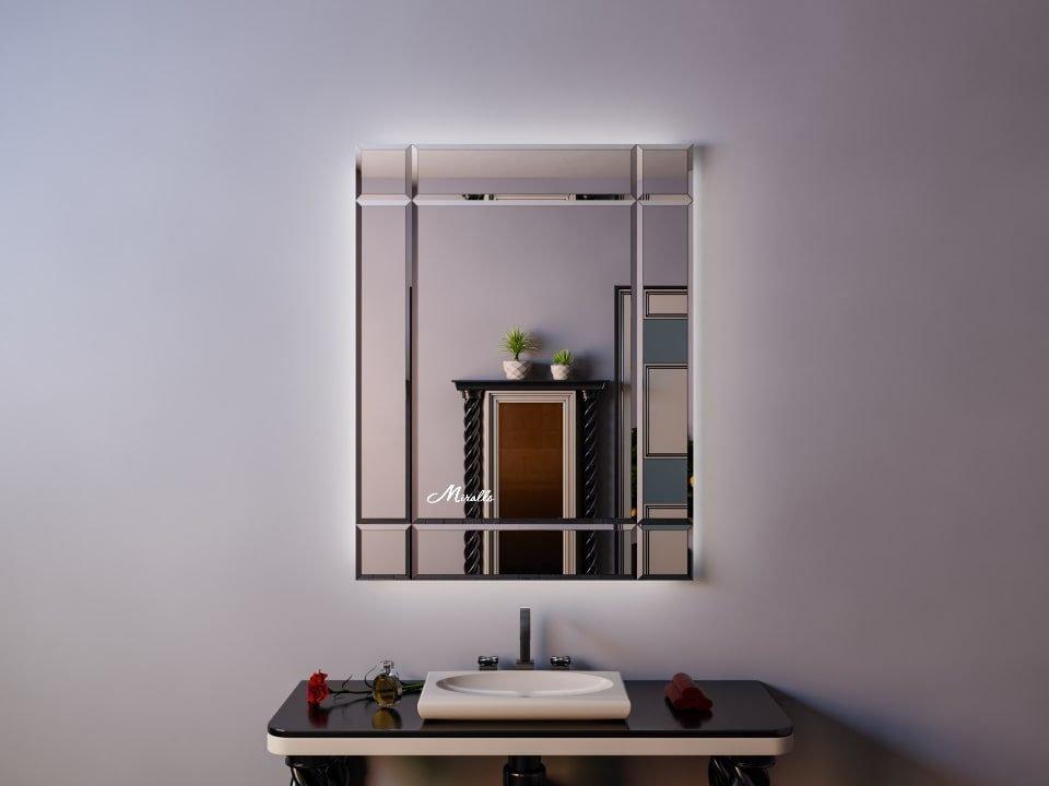 Зеркало со встроенной подсветкой Ampir Extra