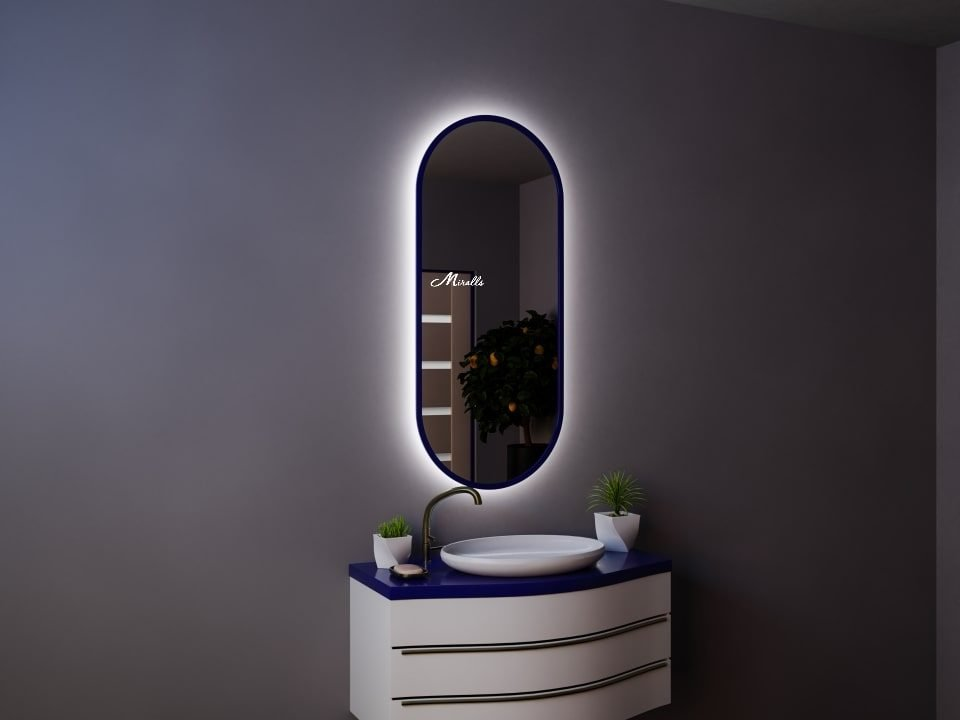 Зеркало с подсветкой Delos