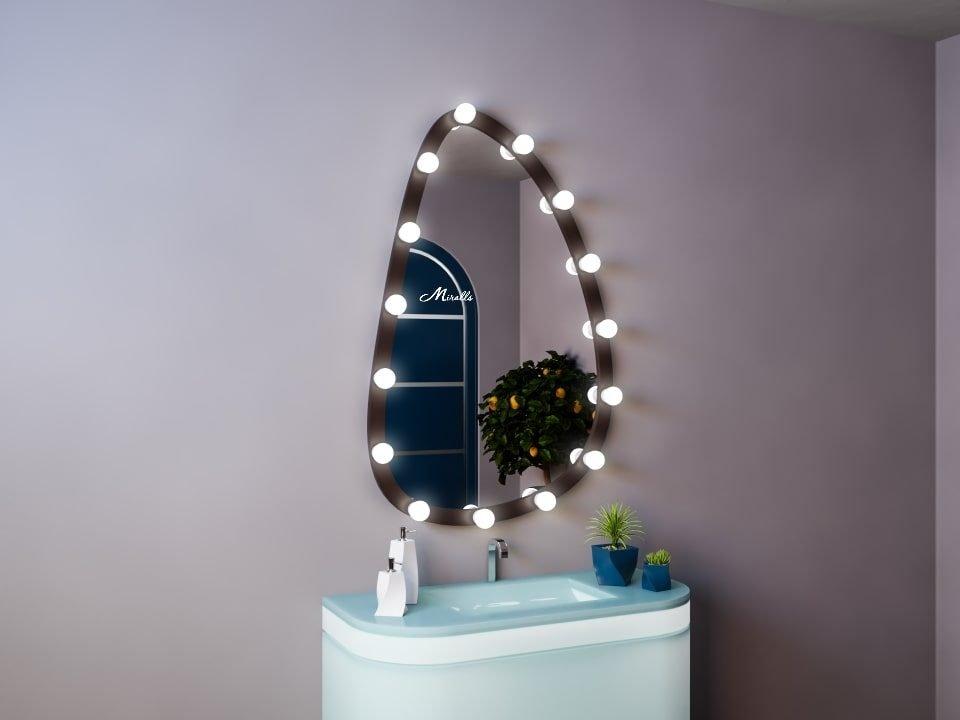 Гримёрное зеркало с подсветкой Pandora Ultra