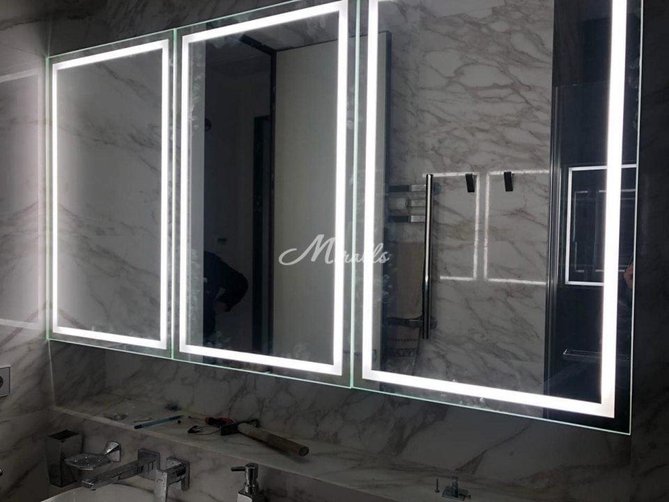 Проект зеркального шкафа с подсветкой Triumph