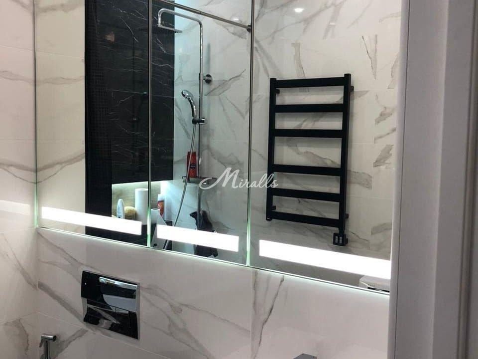 Проект зеркального шкафа с подсветкой Troya