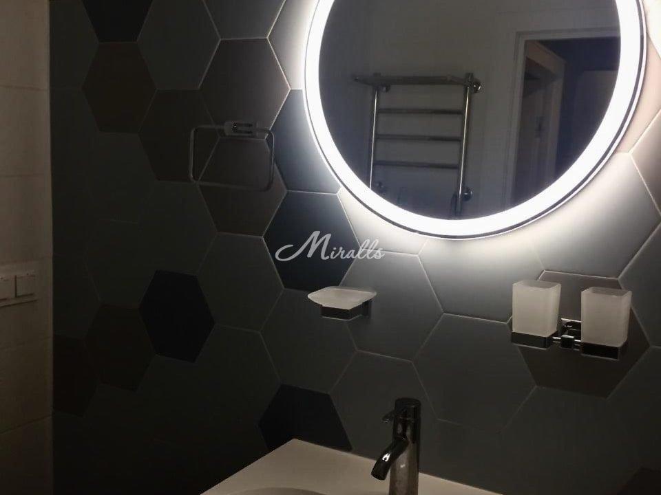 Зеркало Ring в ЖК Аэробус