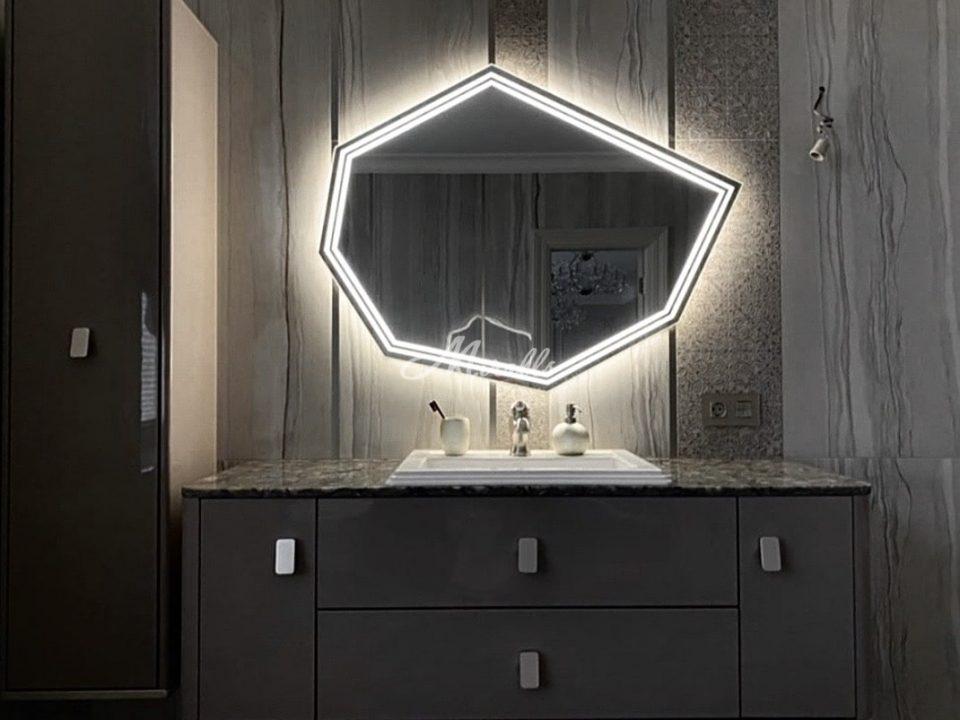 Зеркало Avangard в ЖК Ривер Парк