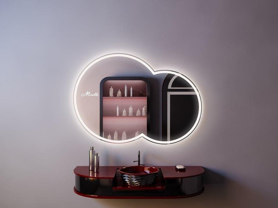 Зеркало с подсветкой Cloud Plus