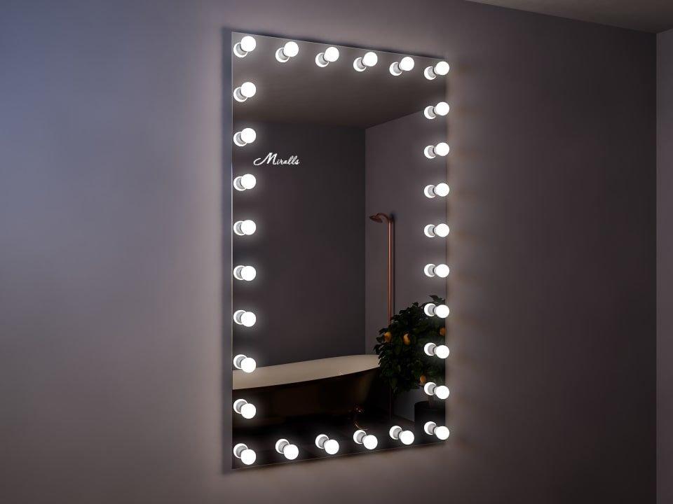 Гримёрное зеркало Hollywood Extra