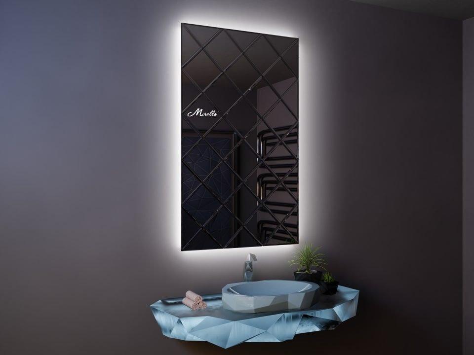 Эксклюзивное зеркало с подсветкой Ideal Extra