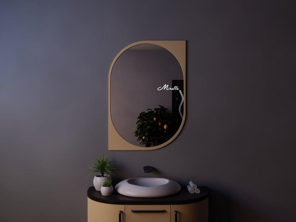 Зеркало Viola необычной формы