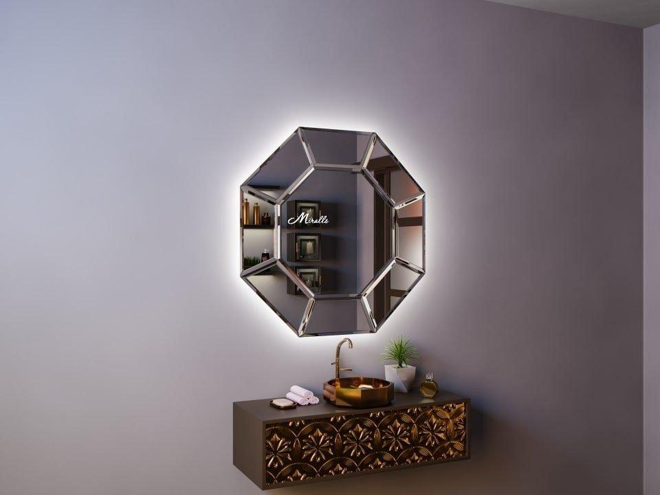 Эксклюзивное зеркало с подсветкой Esmeralda Extra