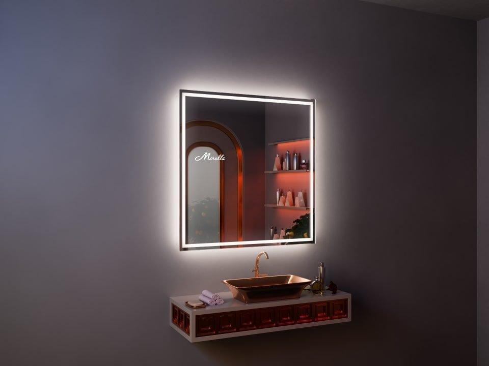 Классическое зеркало с подсветкой Montana