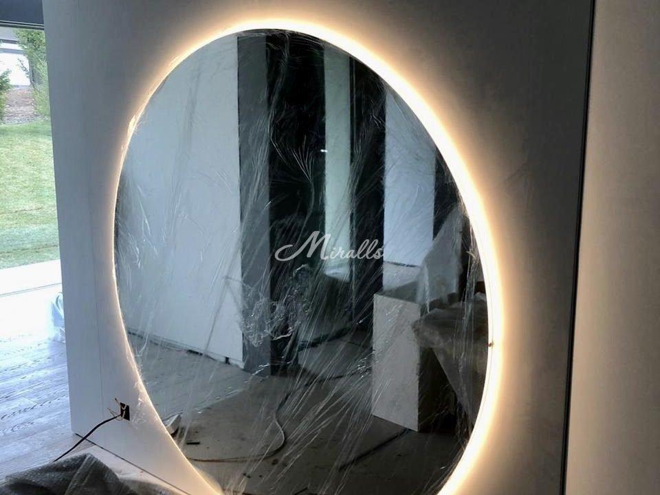 Зеркало Eclipse в поселке Agalarov Estate