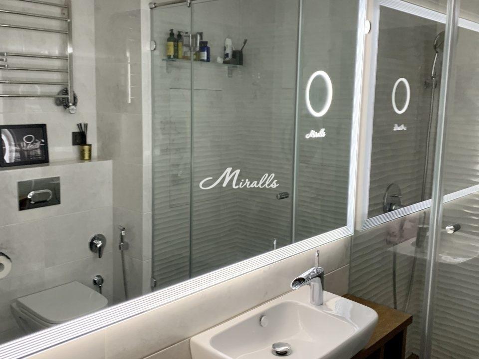 Зеркало Bohemia в ЖК Рихард