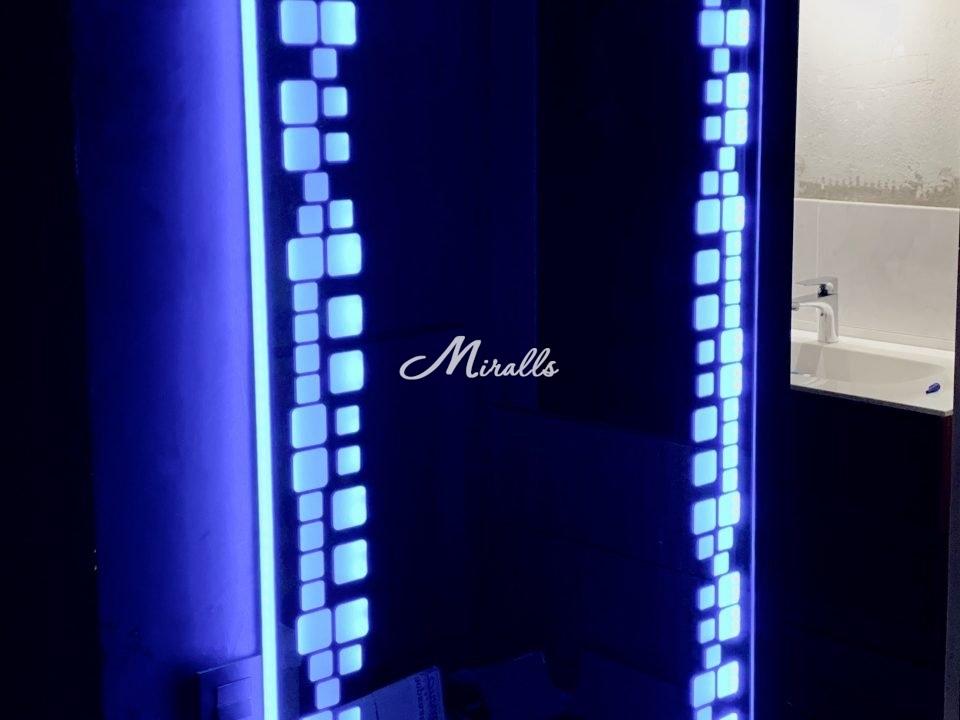 Зеркало Megapolis в ЖК Tribeca Apartaments