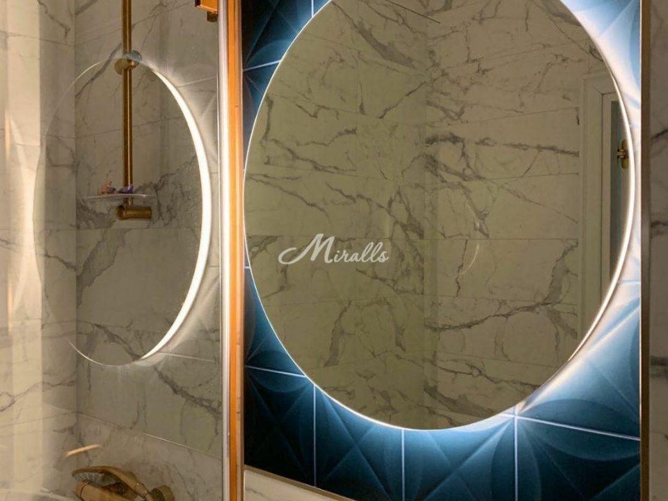 Зеркало Eclipse в ЖК Аэробус