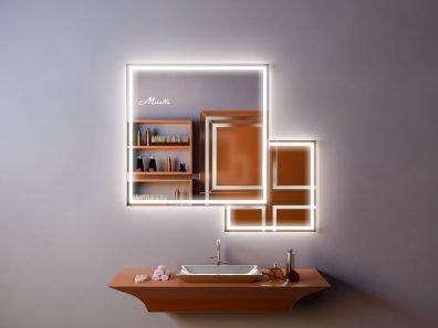 Зеркало с подсветкой Dalian Plus