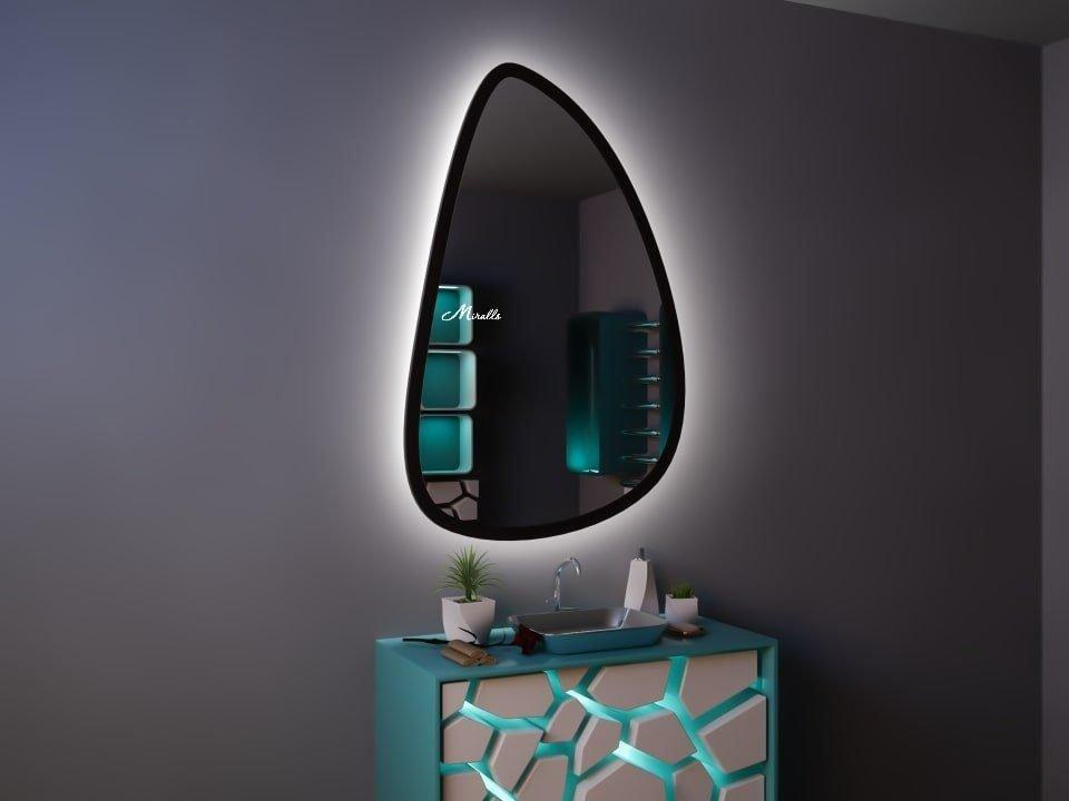 Зеркало с интерьерной подсветкой Donna Extra