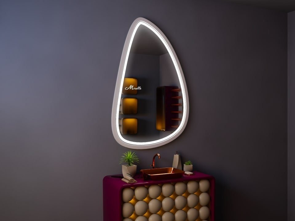 Зеркало в ванную комнату Donna Plus
