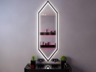 Эксклюзивное зеркало с подсветкой Karat Plus
