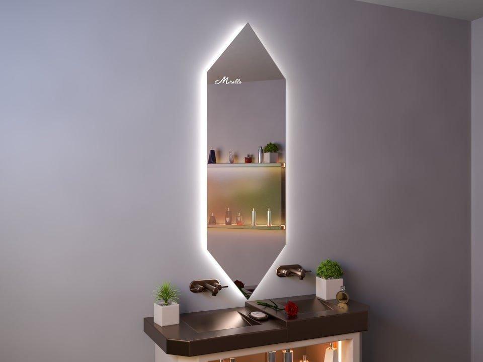 Зеркало с подсветкой Savage Extra