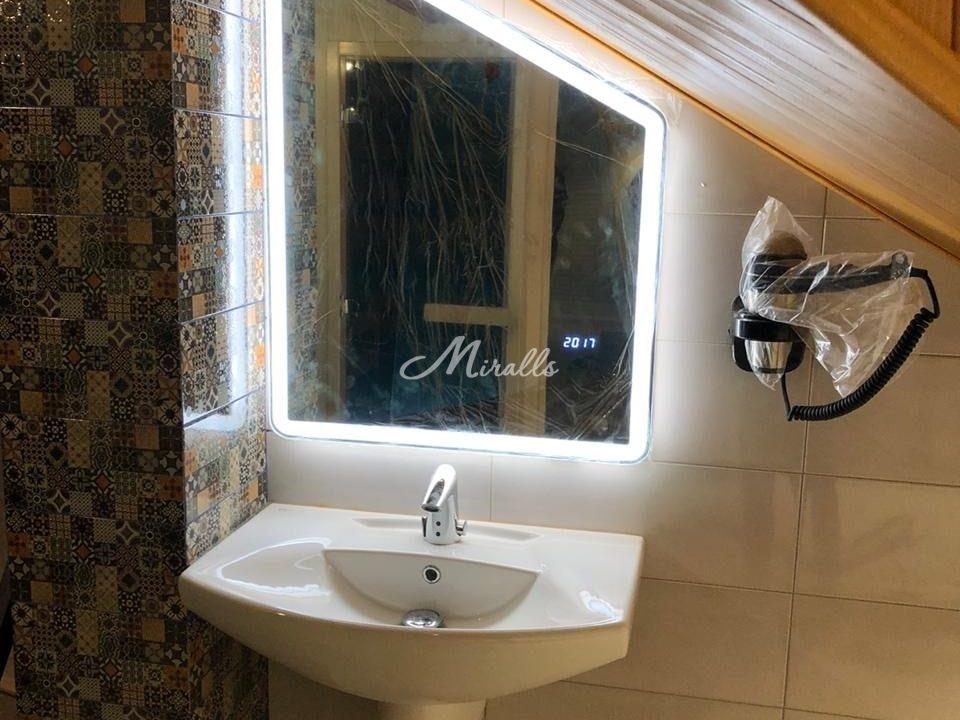 Зеркало Camelia (модификация) в загородном доме в Павлово-2