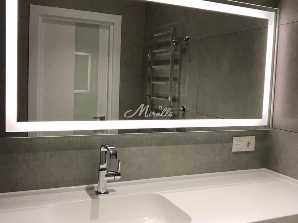 Зеркало Edging в ЖК Silver