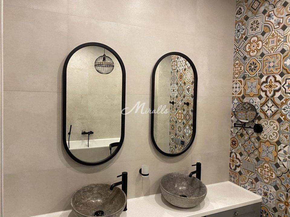 Зеркала Berta в ЖК Онли