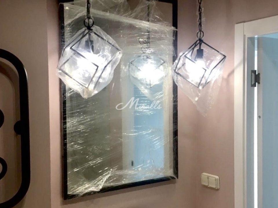 Зеркало Franco в ЖК Silver