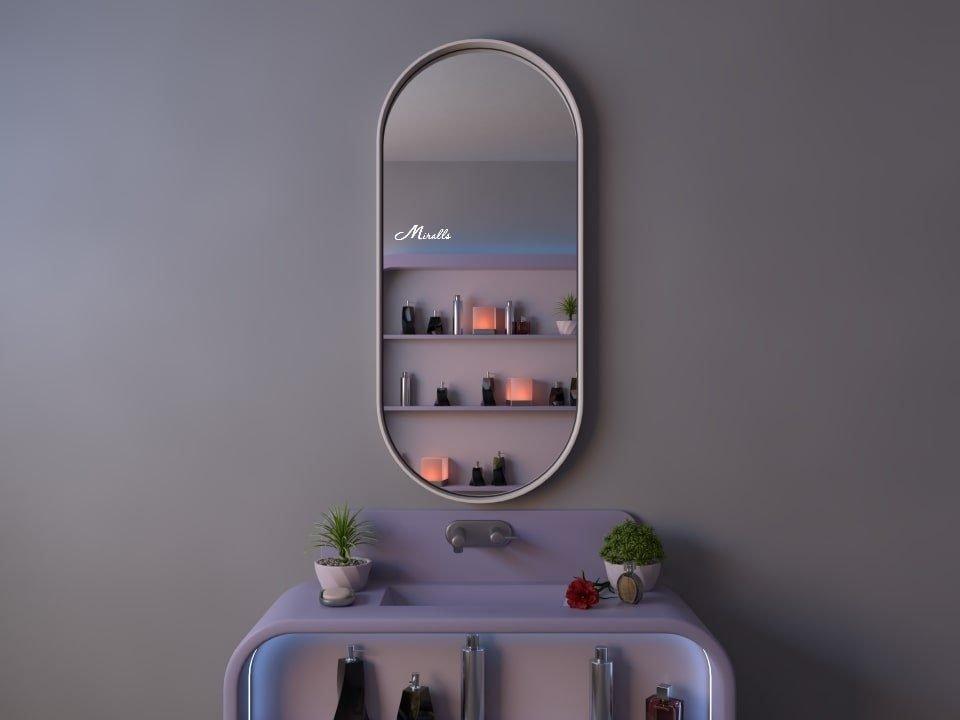 Зеркало без подсветки Barbara