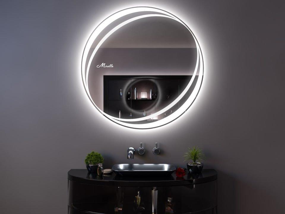Зеркало с подсветкой Space