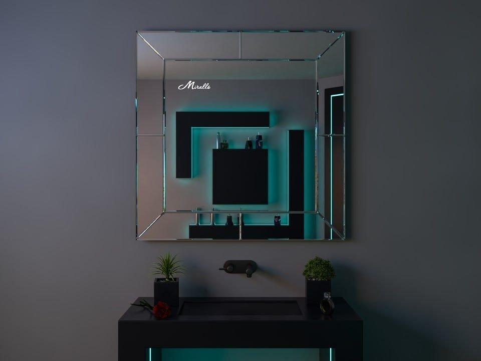 Эксклюзивное зеркало без подсветки Vivaldi