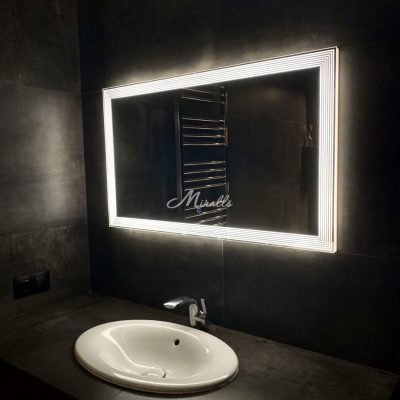 Зеркало Bohemia в ЖК Символ