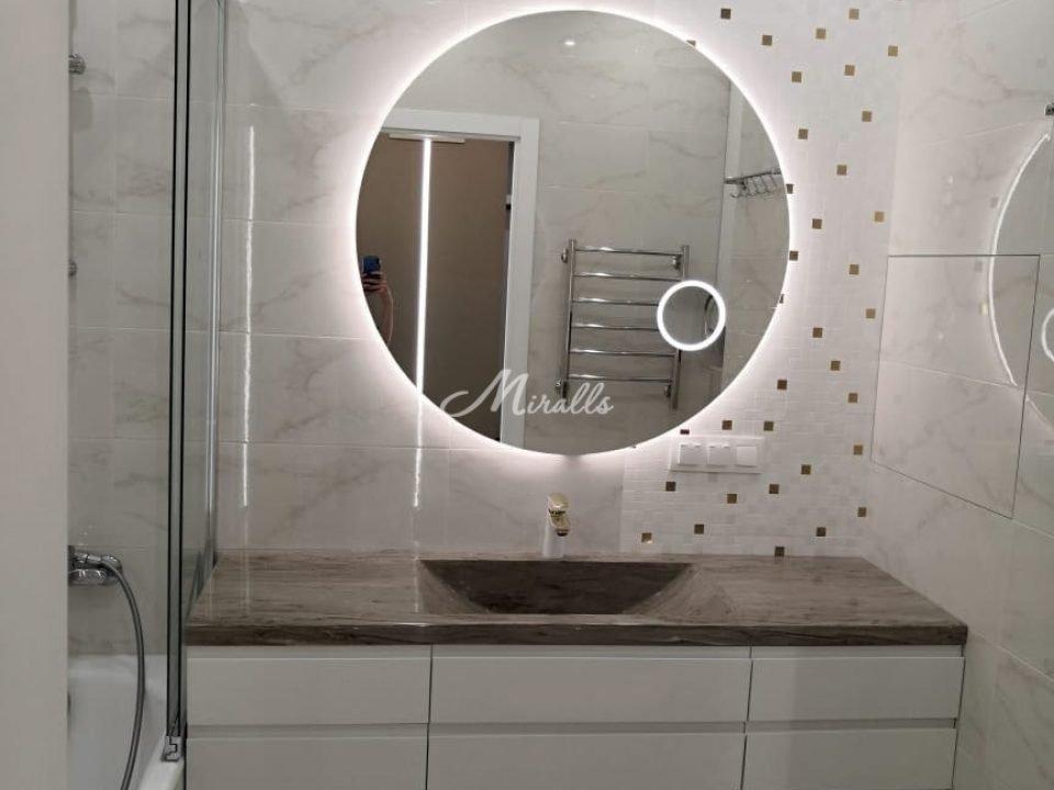 Зеркало Eclipse в ЖК Суббота