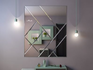 Зеркальное панно Capella