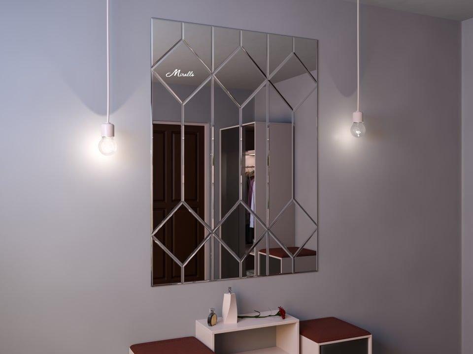 Зеркальное панно Estate
