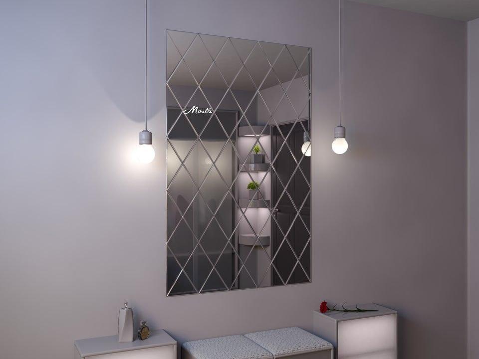 Зеркальное панно Monzana