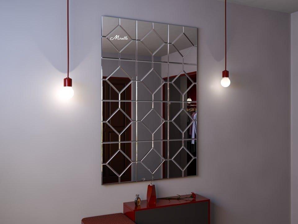 Зеркальное панно Salma